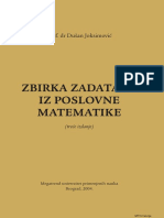 zbirka Joksimović