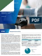 Het rapport van KPMG
