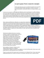 Easy Forex - práctico pero ganar Forex comercio consejos
