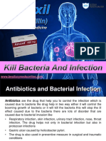 Buy Amoxil 250mg, 500mg (Amoxicillin) Online To Treat Bacterial Infection
