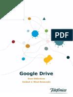 uso del Google Drive en la docencia