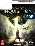 [PRIMA GUIDE]Dragon Age Inquisition