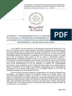 Criterios Prelación Plazas UHU