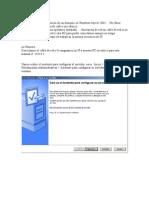 configuracion de dominio en server 2003