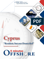 5 Minutes Offshore - Cyprus