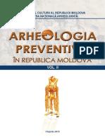 Descoperire arheologică la Fîrlădeni