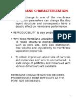 Chapter 4 - Membrane Characterization (1)