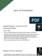 my documentspioneers of animation