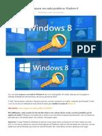 Como alterar a senha perdida de um usuário no Windows 8.pdf