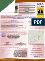 PES University Bangalore MBA Direct MBA Admission