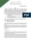 Direito Do Trabalho I - TAN - 14-01-2015