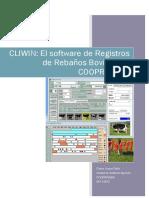 Manual Cliwin, El Software Ganadero de COOPRINSEM