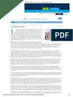 PLANETA SABER - Crisis Financiera, La Economía Global en Apuros