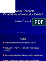 Kinds of Network