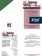 study of pomelo