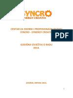 Izvjestaj o Radu Za Objavu 2014 (2)