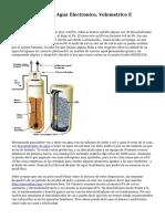 Descalcificador De Agua Electronico, Volumetrico E Inhibidor