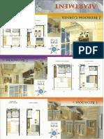 Tipe Loft apartemen