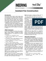Spark Resistant Fan Construction Fe 2200