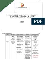 Rpt Bahasa Malaysia Tahun 4