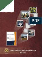 CSIR Annual Report 2011-12