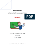 Geometry Handbook