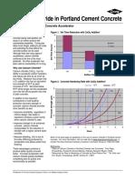 Brochure - Calcium Chloride in Portland Cement Concrete