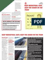 Merseyrail Guards Briefing