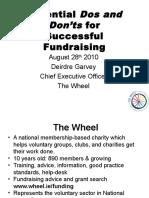 Fundraising & Grants Presentation