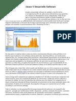 Gestión De Operaciones Y Desarrollo Software