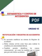 Estadística Accidentes