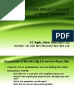 HMT 1 Lecture