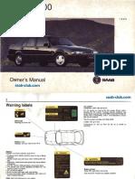 Saab Owner 9000 My95
