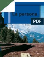 Unidad 1- La Persona