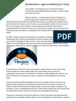 Posicionamiento Web Barcelona. Agencia Marketing En línea
