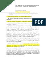 Reactivos de La Asignatura de Seminario de Temas Selectos.