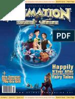 Animation Magazine February 2007