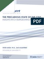 2013 the Precarious State of the CDO