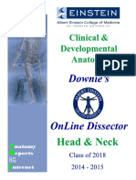 Head and Neck Dissector