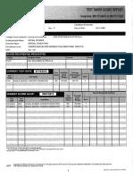 middle school praxis score for portfolio