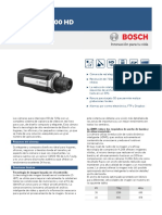 Bosch Nbn 40012 Data Sheet