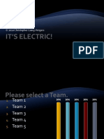 Electricity - Overview
