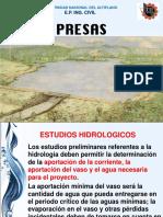 Hidrologia Presas - Cuenca