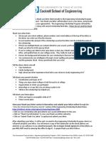Instructions Scholarship
