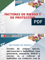 Factores de Riesgo y de Protección