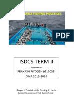 G15039-Prakash Piyoosh- IsDCS Assignment