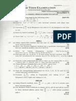 Ipjugaad B.tech Numerical Analysis & Programming 2010 Paper