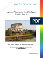 Sheet Pile Brochure