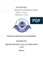 Mct & Automation MAMGL 207 Manual