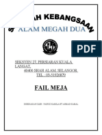 Fail Meja Fairuz